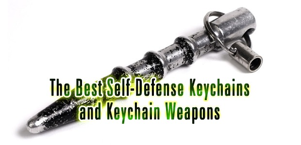 The Best Self Defense Keychains and Keychain Weapons