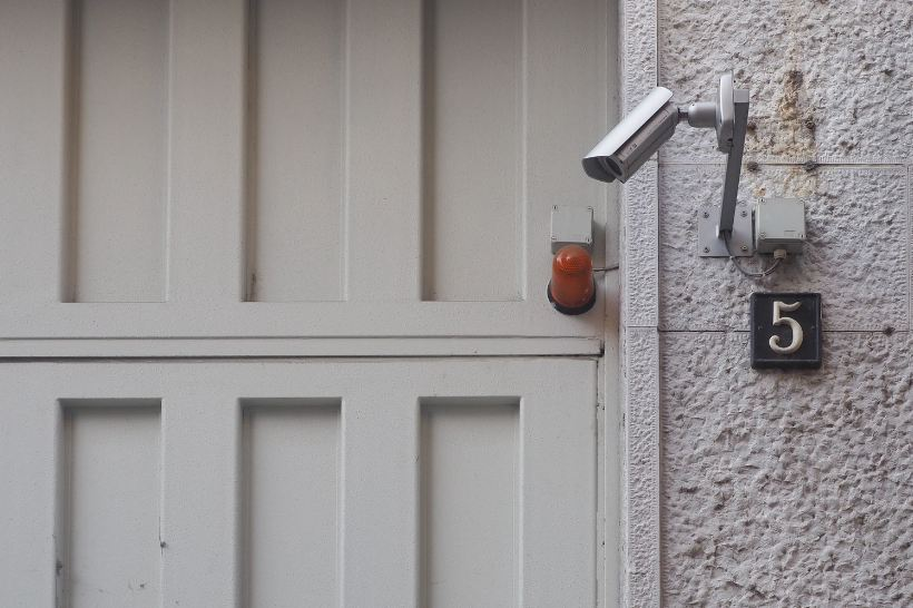 Install Security Cameras Outside
